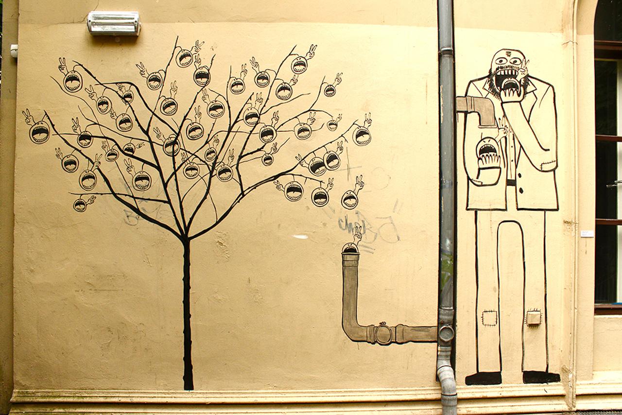 Cario Headlines, 2012 | Bassem Yousri