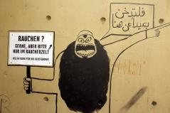 Cairo Headlines: Go Smoke Away from Here!