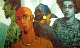 Oil on canvas, 120 x 70 cm, 2003