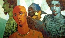Oil on canvas, 120 x 70 cm, 2003