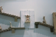 Le Theoreme de Nefertiti exhibition at l'Institut du Monde Arabe, Paris, France, 2013.